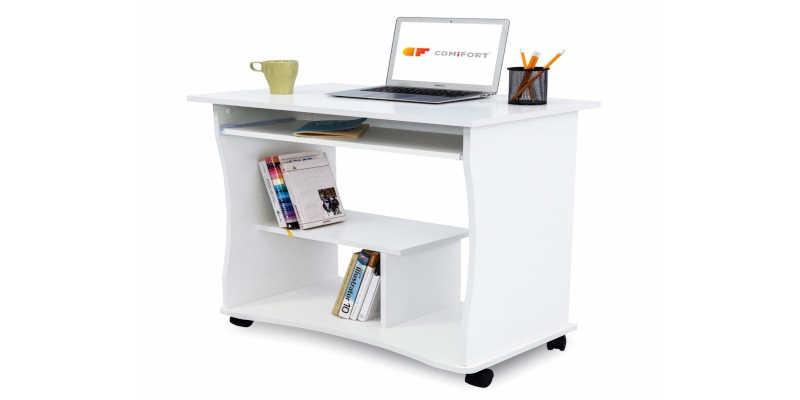 Mesa de ordenador comifort for Mesas para ordenador ikea